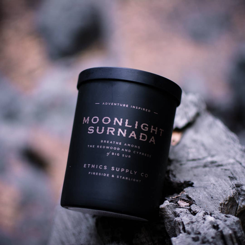 Luxe Candle, Moonlight Surnada