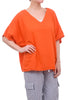 Kat Easy Top, Sunset Orange