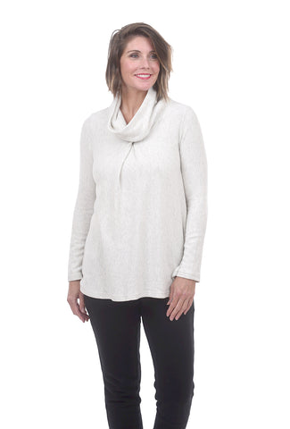 Pampi One Snap Top, Ice Gray