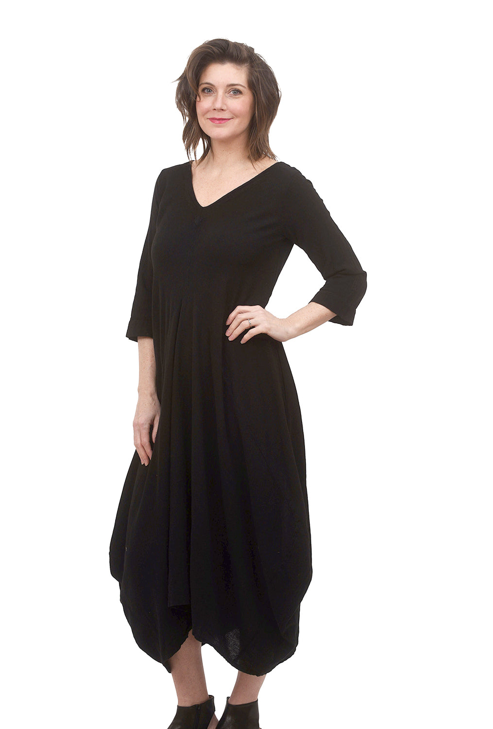 Bella Dress, Black