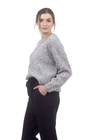 Erica Sweater, Gray