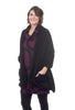 Cozychic Travel Shawl, Black