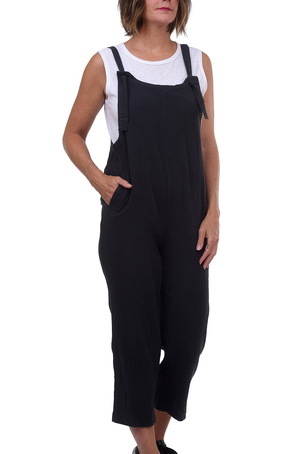 Frankie Overalls, Charcoal