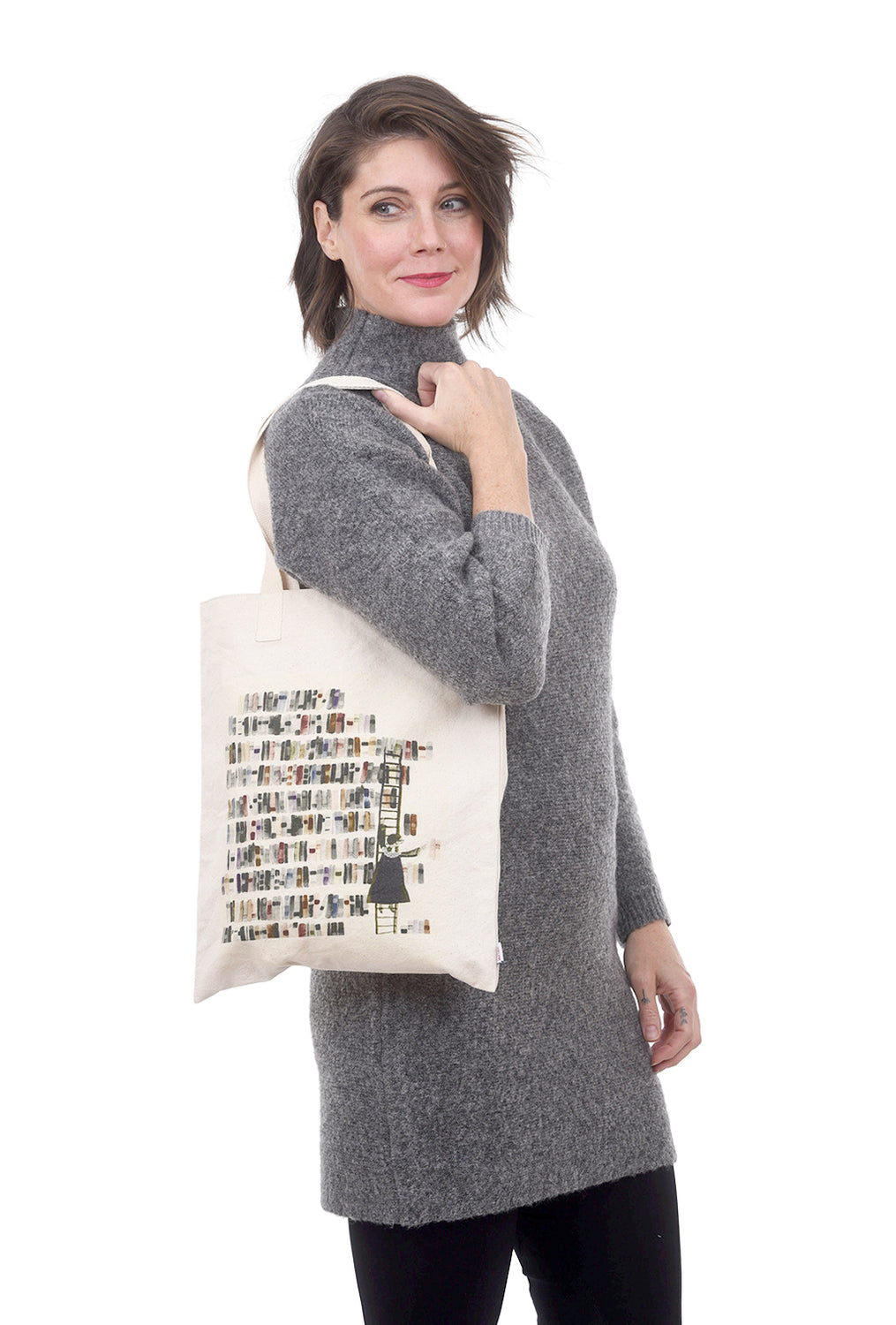 RBG Tote Bag, Natural
