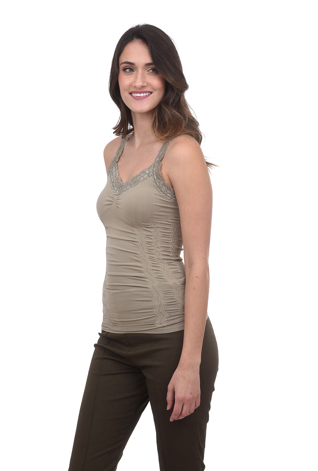 Seamless Cami Corset, Multiple Colors