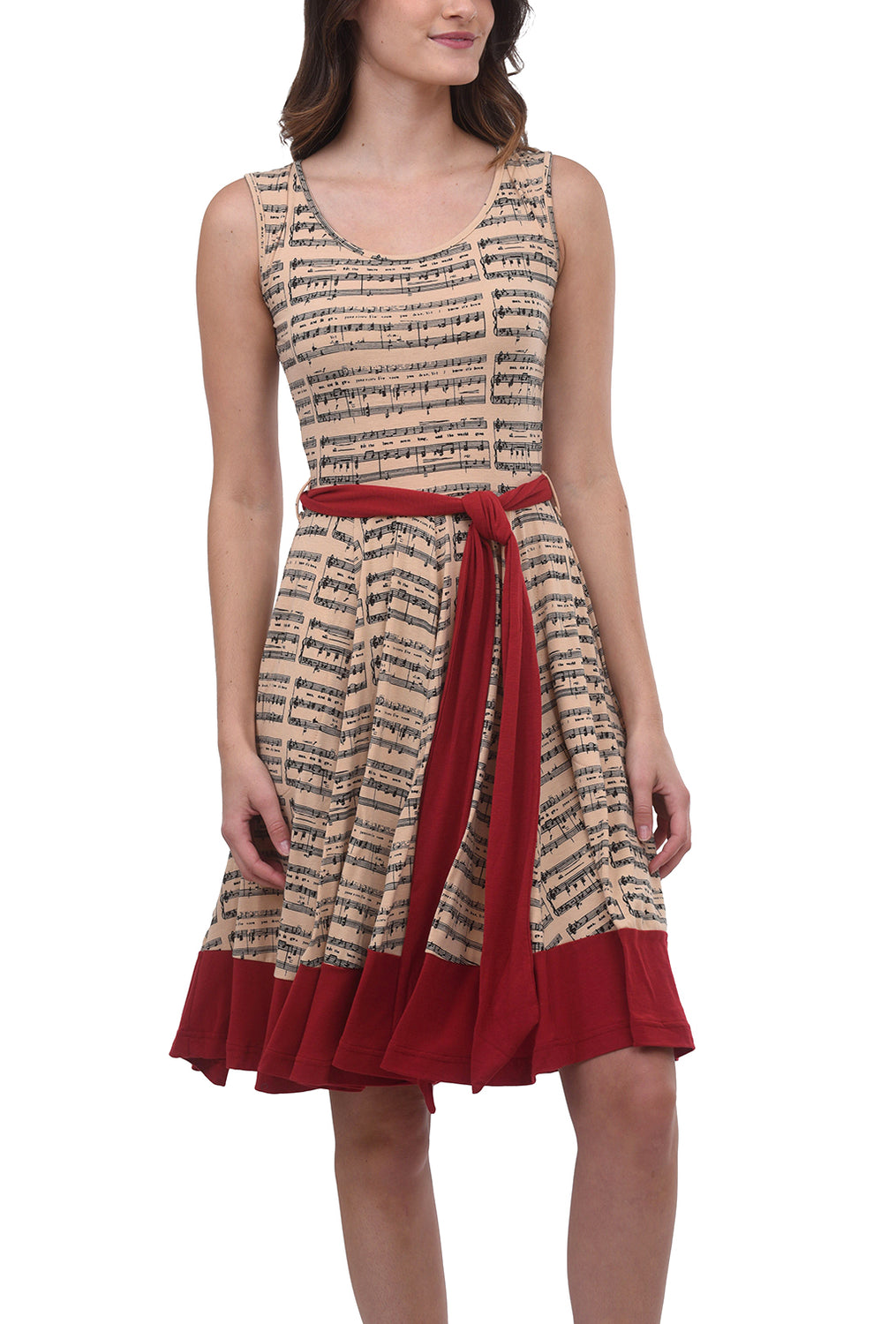 Mystic Symphony Dress, Khaki