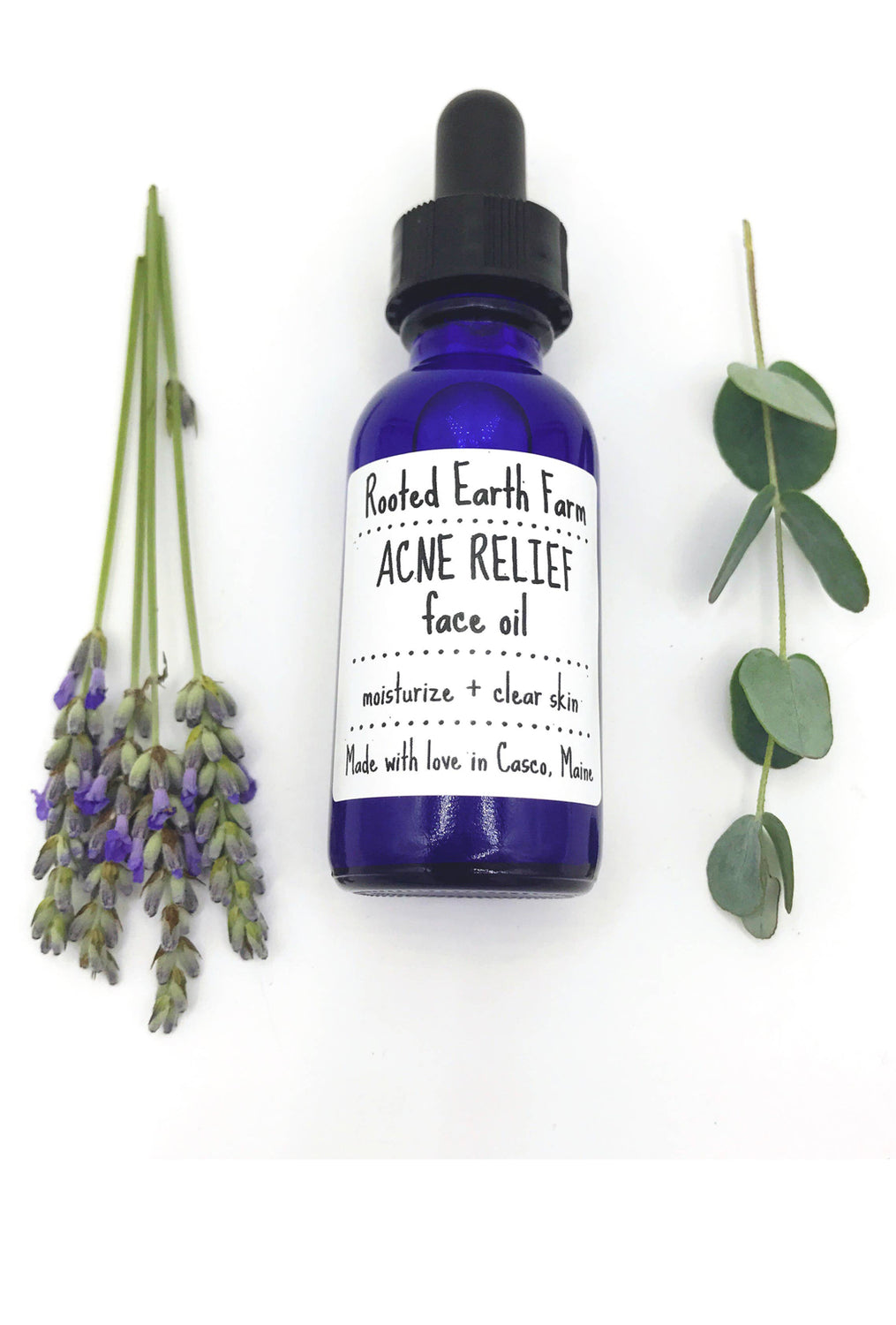 Acne Relief Oil