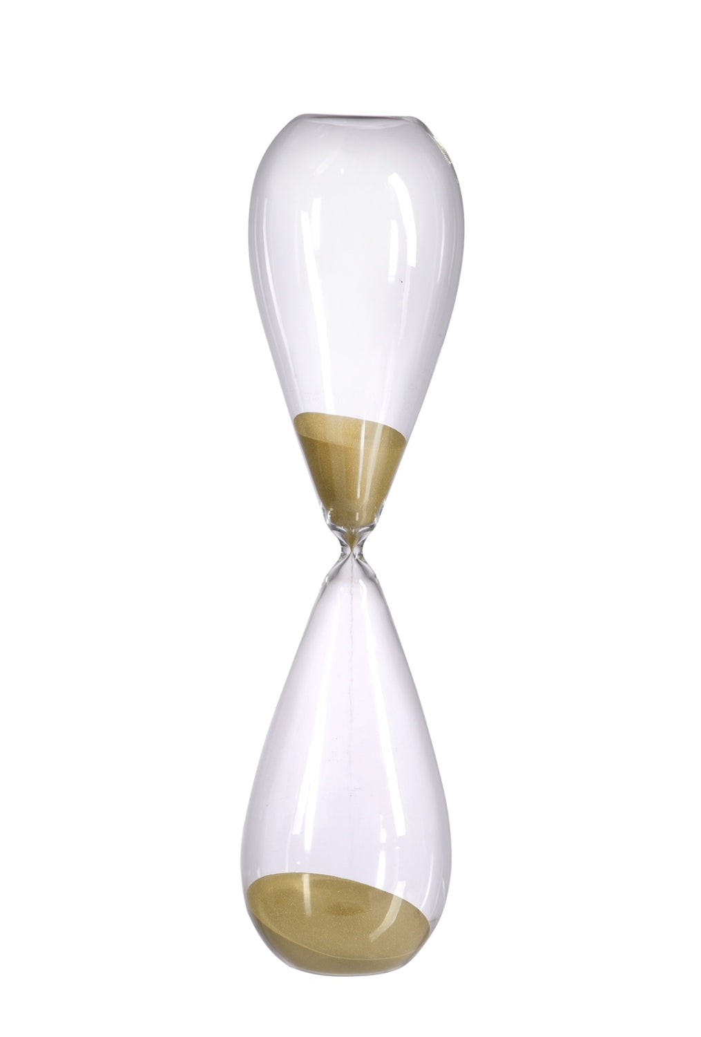 Glass Hourglass, Multiple Sizes/Colors