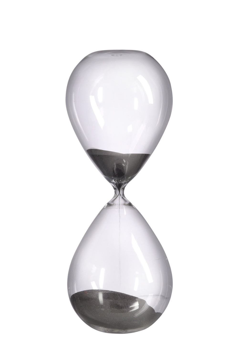 Small Hourglass, Black