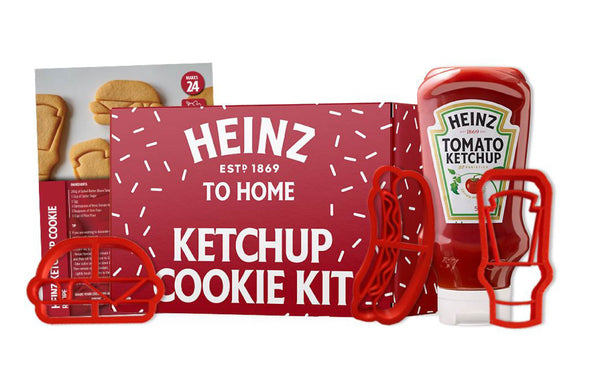 Heinz Ketchup Cookie Kit