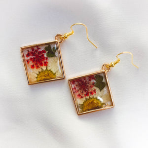 [LCE005] Living in Colour Earring