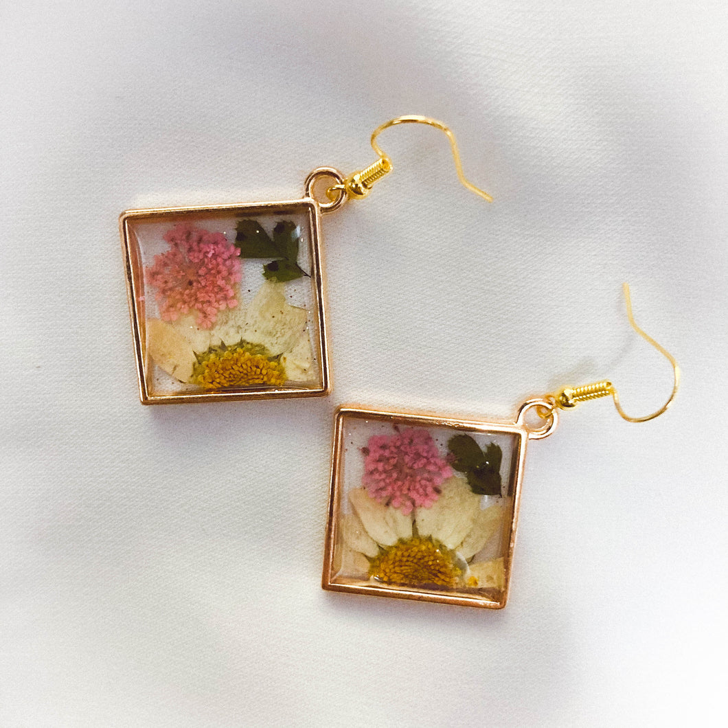 [LCE006] Living in Colour Earring