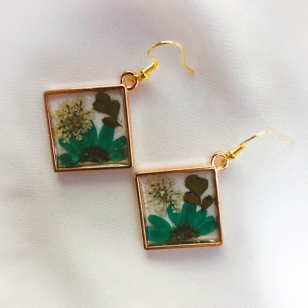 [LCE007] Living in Colour Earring