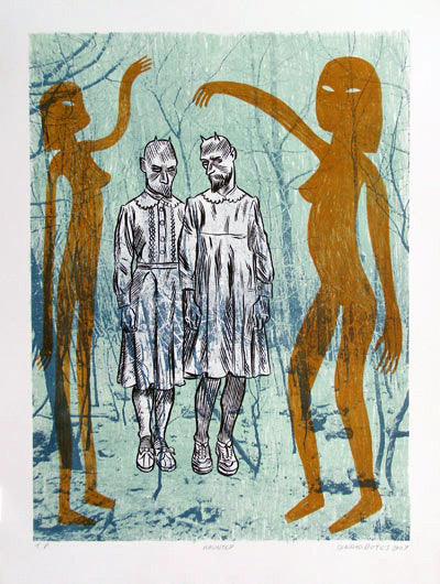Conrad Botes Prints Haunted
