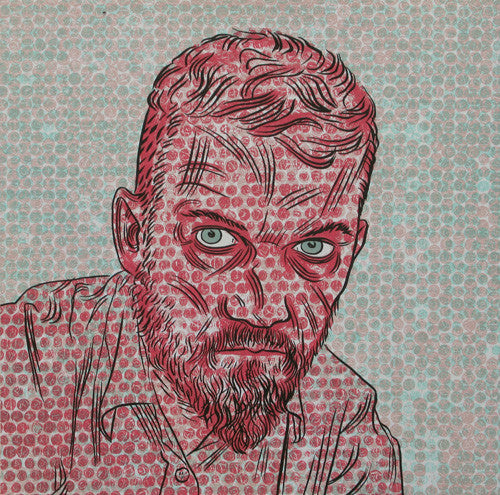 Conrad Botes Self Portrait