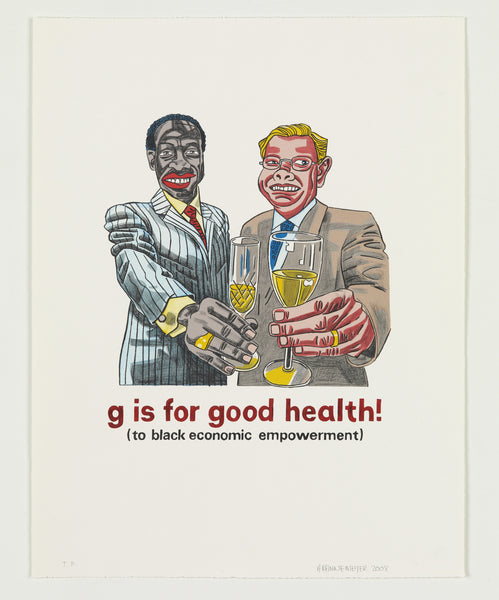 G is for Good Health