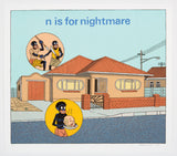 N is for Nightmare (house)