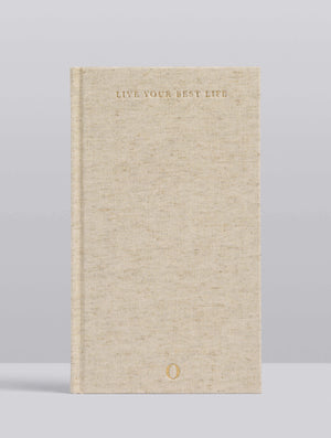 Oprah Live Your Best Life Journal