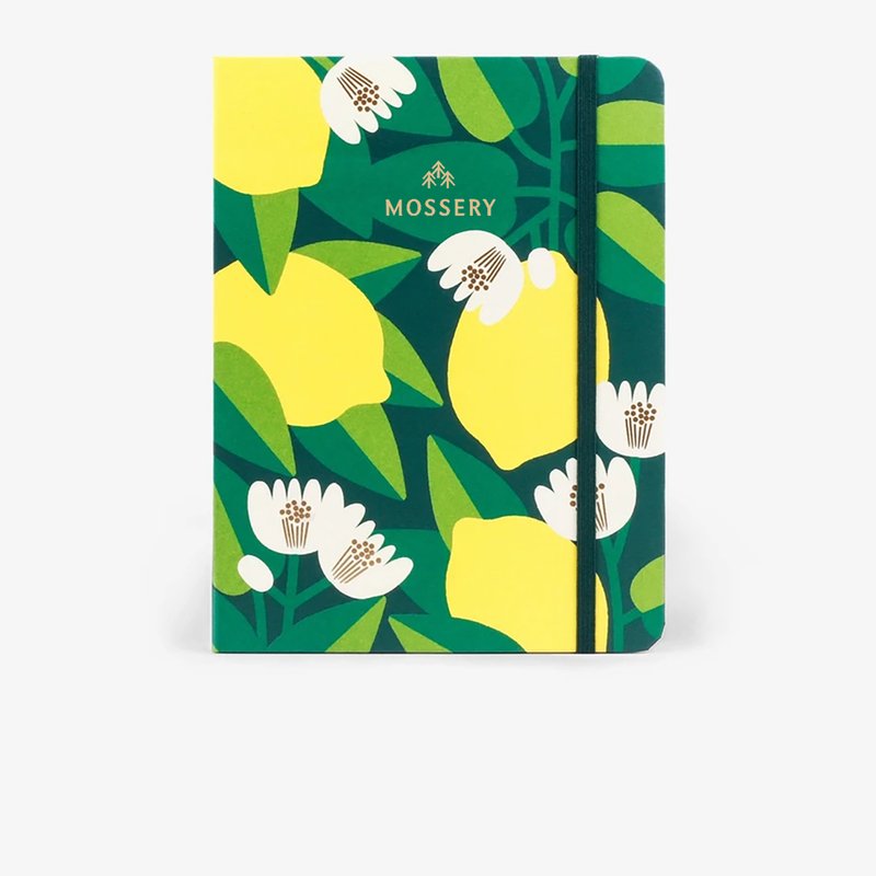 Dotted Notebook · Lemon Tree