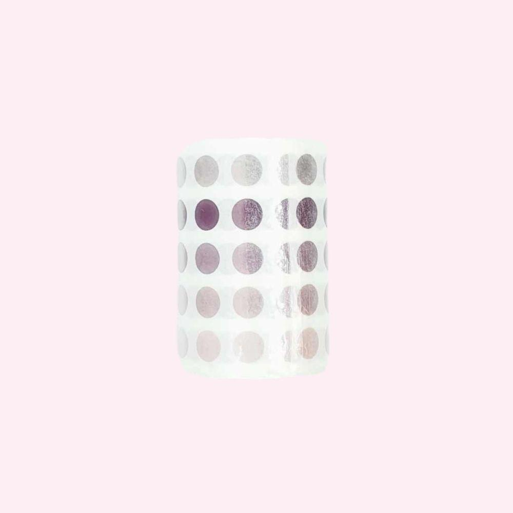 Colourful Dot Washi Stickers - Mae - Bujoish