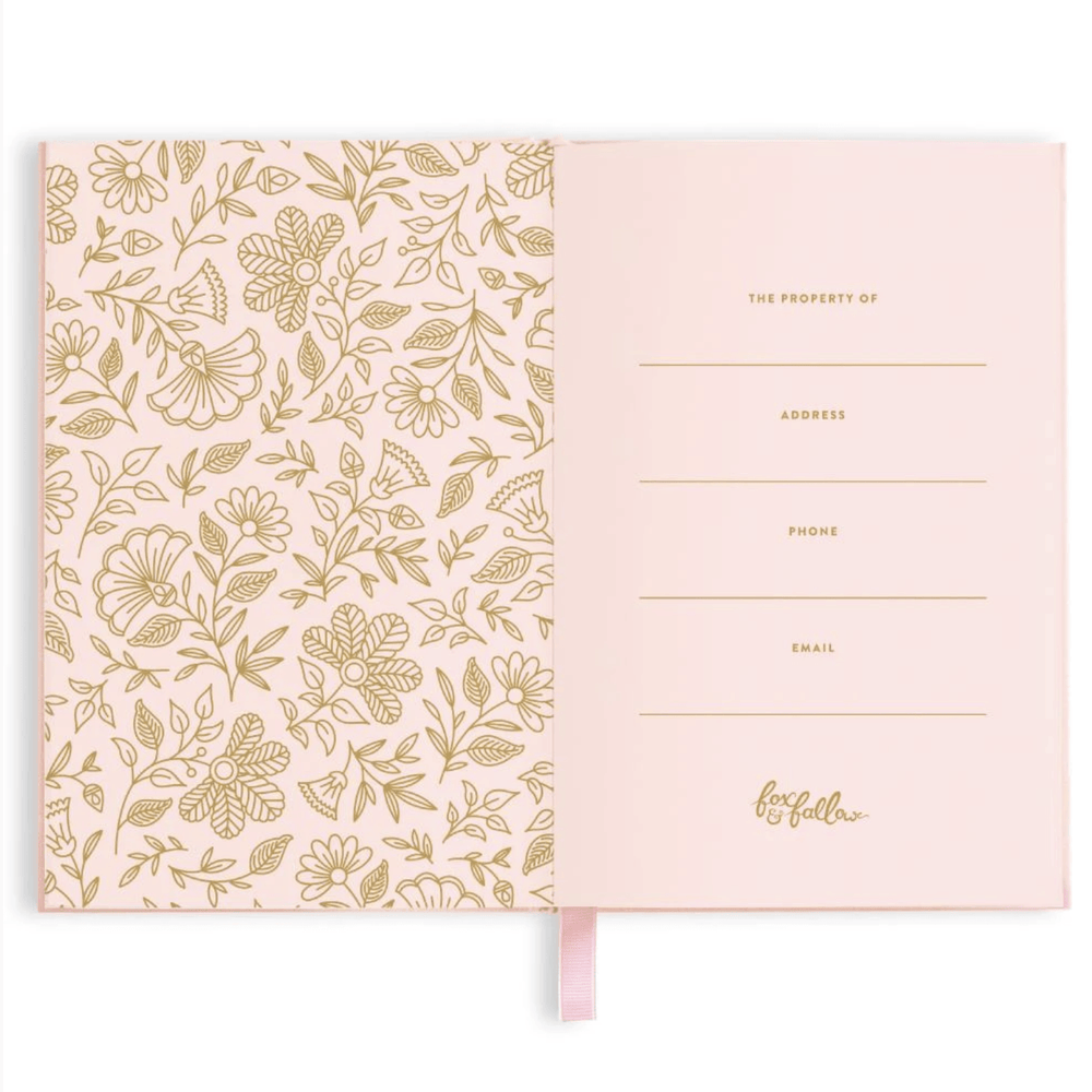 Rose Quartz Sketchbook - Bujoish