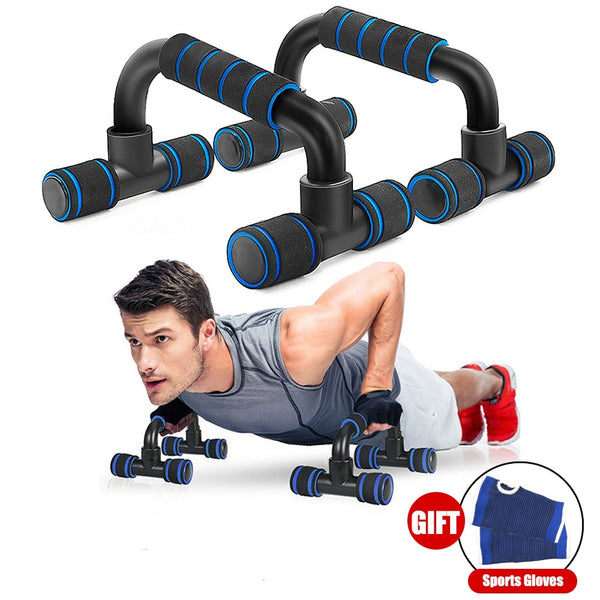 Fitness Push Up Stands Bars