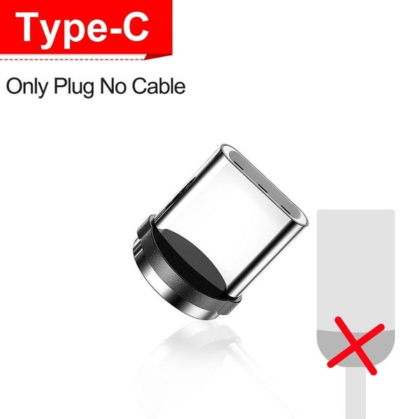 Alloy Connector Magnetic Micro USB Cable