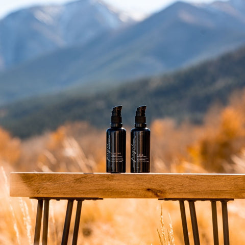 Luxury skincare from Colorado