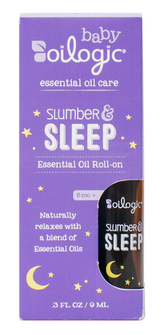 essential oil roll on for kids sleep
