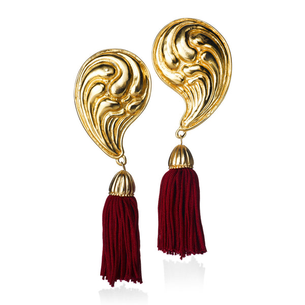 VINTAGE EDOUARD RAMBAUD EARRINGS