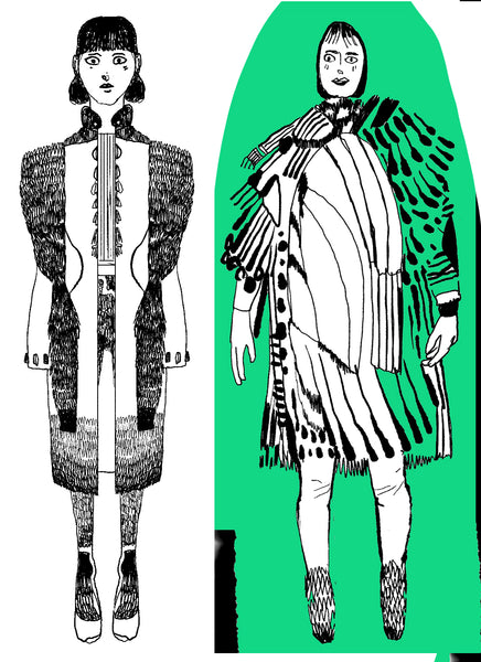 2 Fashion Designs