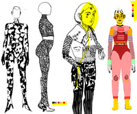 4 Fashion Designs