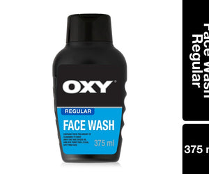 Oxy Face Wash Regular 375ml Pack of 24