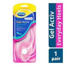 Scholl Gel Active Insoles Everyday Heels