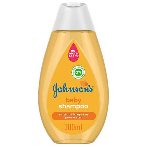 Johnsons Baby Shampoo 300ml Pack of 12