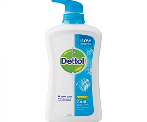 Dettol Body Wash Cool 600ml