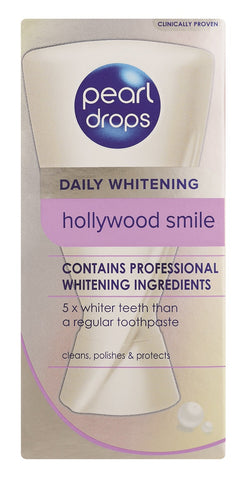 Pearl Drops Hollywood Smile Toothpolish 50ml