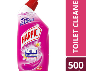 Harpic Active Cleaning Gel Pot Pourri 500ml Shrink of 6