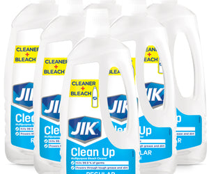 Jik Clean Up Regular 750ml Shrink of 6