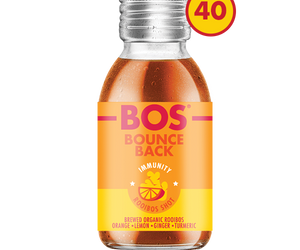 BOS Shots 50ml Immunity case of 40