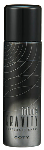 Coty Gravity Infinite Deo 120ml
