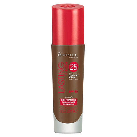 Rimmel Lasting Finish 25h Foundation Cinnamon - FYIonline