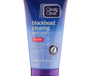 Clean and Clear Blackhead Clearing Scrub 150ml