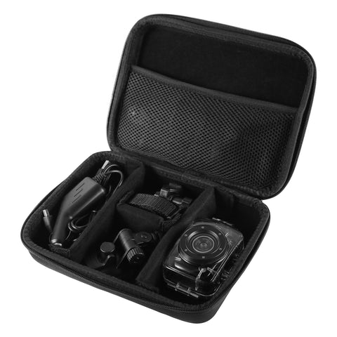 Volkano Protect Series Universal Action Camera Carry Case - FYIonline