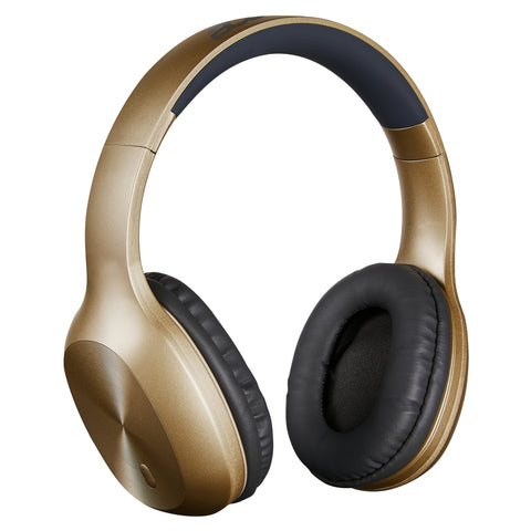 Bounce Samba Series Bluetooth Headphones - Champagne Gold - FYIonline