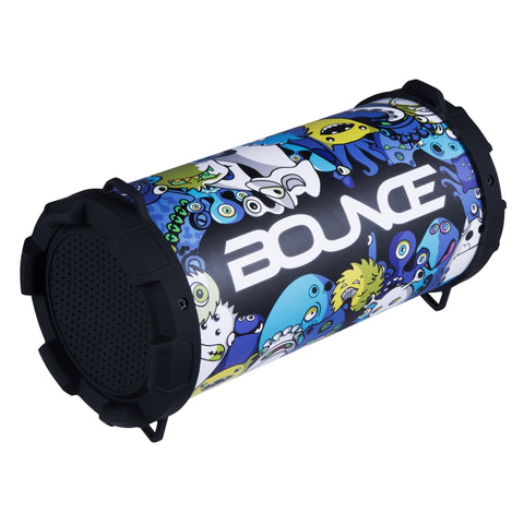 Bounce Tempo Series Bluetooth Speaker - Monsters - FYIonline