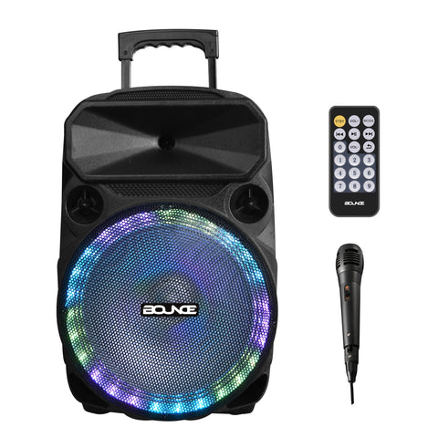 "Bounce Beast Series 12"" Bluetooth Trolley Speaker - FYIonline"