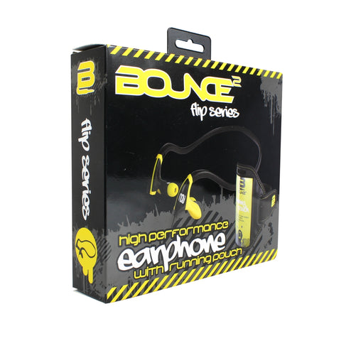Bounce Flip Series Earphones - FYIonline