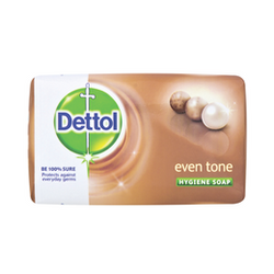 Dettol Soap Eventone Original 150g Shrink of 12