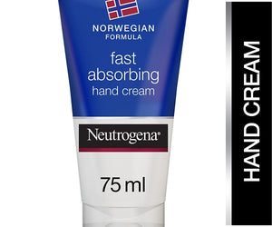 Fast Absorbing Hand Cream 75ml Pack of 6